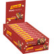 PowerBar Ride Sports Nutrition Peanut-Caramel 18 x 55g yellow/red
